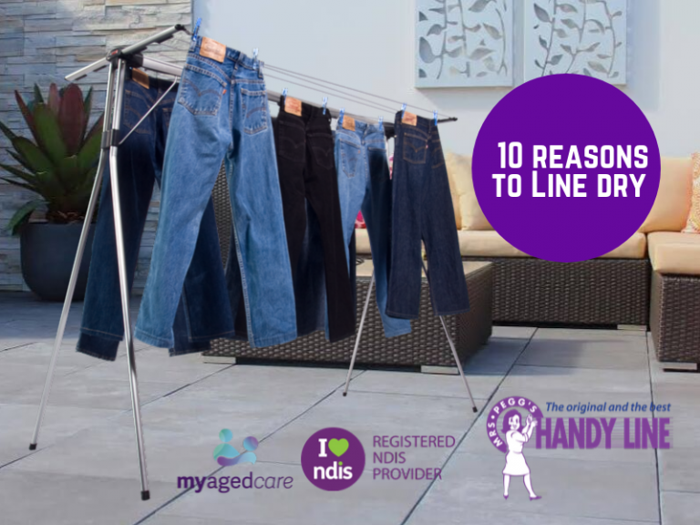 Best Reasons to use Australia's Favourite Clothesline